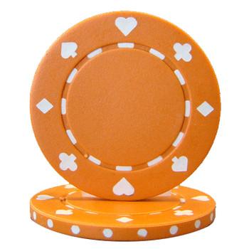 Roll of 25 - Suited 11.5 gram - Orange