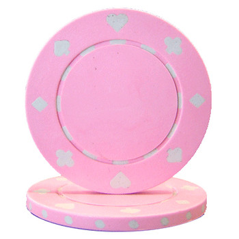 Roll of 25 - Suited 11.5 gram - Pink