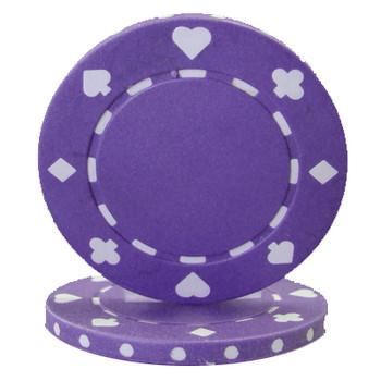 Roll of 25 - Suited 11.5 gram - Purple