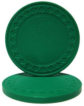 Roll of 25 - Super Diamond 8.5 gram - Green