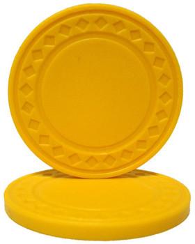 Roll of 25 - Super Diamond 8.5 gram - Yellow