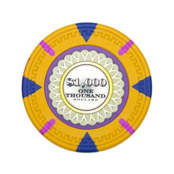 Roll of 25 - Mint 13.5 Gram - $1,000