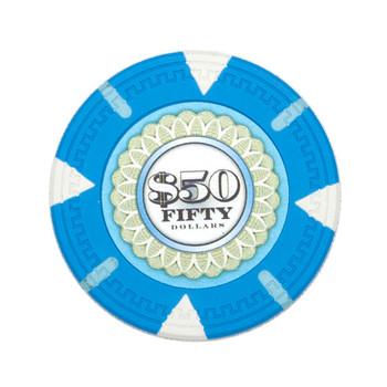 Roll of 25 - Mint 13.5 Gram - $50