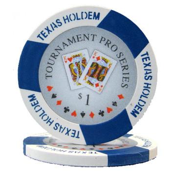 Roll of 25 - Tournament Pro 11.5 gram - $1