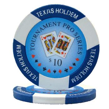 Roll of 25 - Tournament Pro 11.5 gram - $10