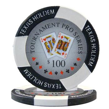 Roll of 25 - Tournament Pro 11.5 gram - $100