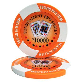 Roll of 25 - Tournament Pro 11.5 gram - $10,000