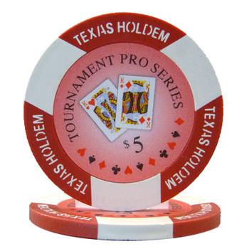 Roll of 25 - Tournament Pro 11.5 gram - $5