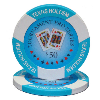 Roll of 25 - Tournament Pro 11.5 gram - $50