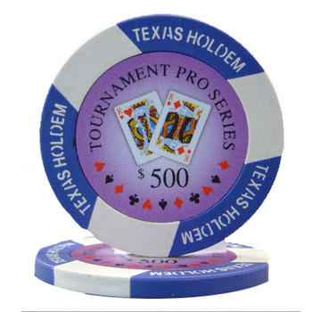 Roll of 25 - Tournament Pro 11.5 gram - $500