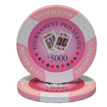 Roll of 25 - Tournament Pro 11.5 gram - $5,000