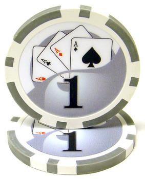 Roll of 25 - Yin Yang 13.5 Gram - $1