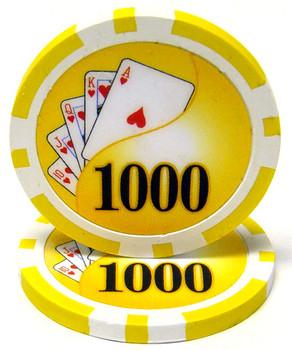 Roll of 25 - Yin Yang 13.5 Gram - $1000