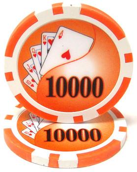 Roll of 25 - Yin Yang 13.5 Gram - $10000