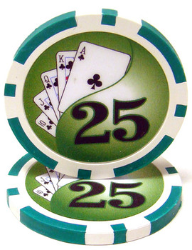 Roll of 25 - Yin Yang 13.5 Gram - $25