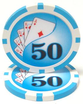Roll of 25 - Yin Yang 13.5 Gram - $50