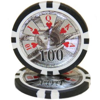 Ben Franklin 14 gram - $100