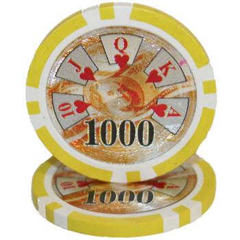 Ben Franklin 14 gram - $1,000