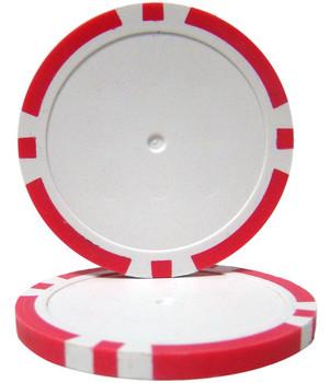 Pink Blank Poker Chips - 14 Gram
