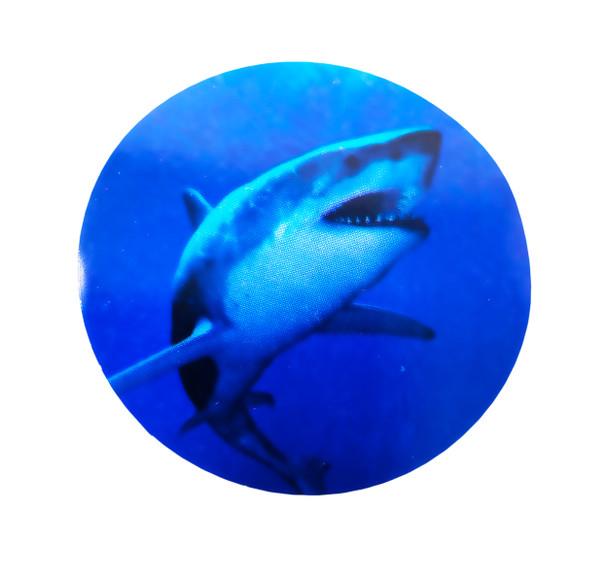 Sticker of Tiger Shark