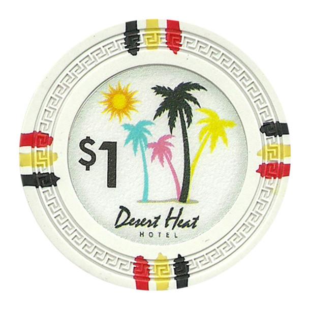Roll of 25 - Desert Heat 13.5 Gram - $1
