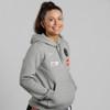 Collingwood Nike 2020 Netball Womens Grey Hoody