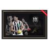 Collingwood SP314 Facsimile Signed Framed Sportsprint