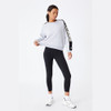 Collingwood Cotton:On Womens Colour Block Crew