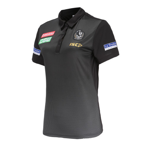 Collingwood 2019 ISC Womens Players Polo
