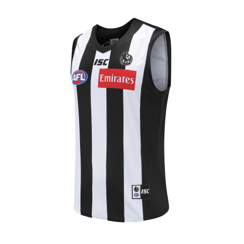 Collingwood 2019 Mens Home Guernsey