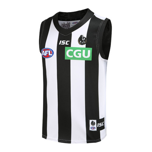 Collingwood 2020 ISC Kids Clash Guernsey - 1990 Commemorative Edition