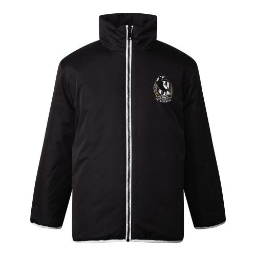 Collingwood Kids Supporter Jacket