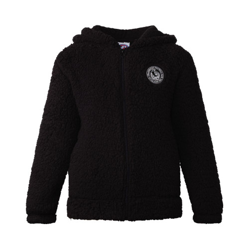 Collingwood 2020 Kids Sherpa Fleece Jacket Hoody