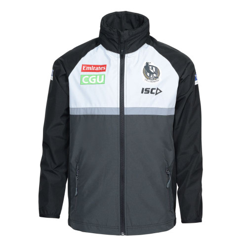 Collingwood 2020 ISC Kids Wet Weather Jacket