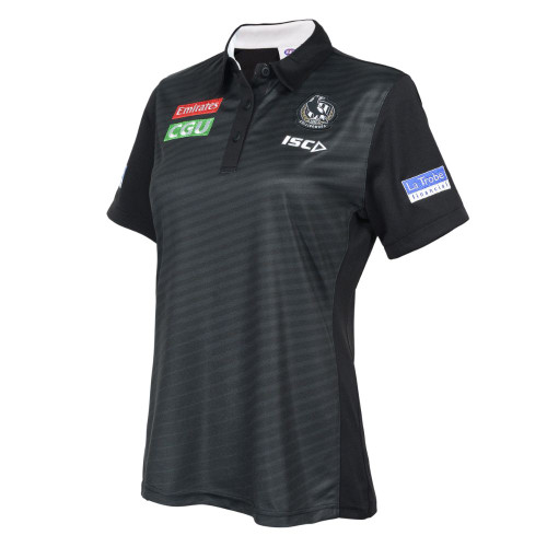 Collingwood 2020 ISC Womens Media Polo