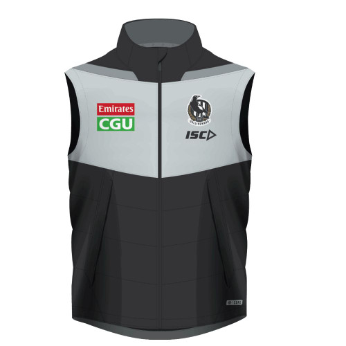 Collingwood 2020 ISC Womens Padded Vest
