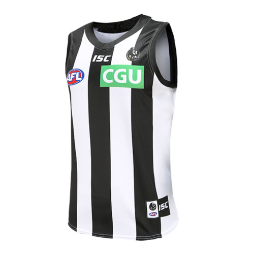 Collingwood 2020 ISC Mens Clash Guernsey - 1990 Commemorative Edition
