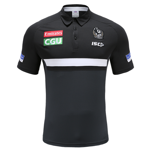 Collingwood 2020 ISC Mens Performance Polo