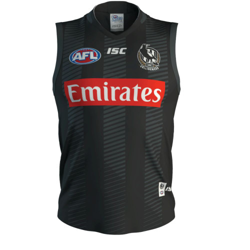 Collingwood 2020 ISC Mens Training Guernsey
