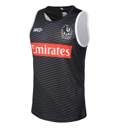 Collingwood 2020 ISC Mens Training Singlet