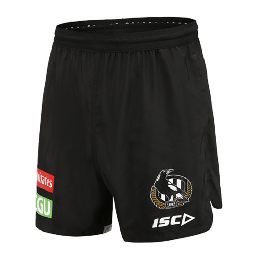 Collingwood 2020 ISC Mens Training Shorts