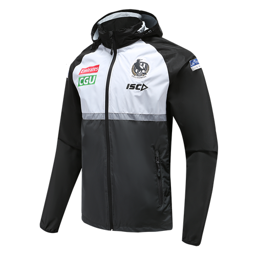 Collingwood 2020 ISC Mens Wet Weather Jacket