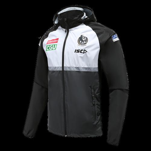 Collingwood 2020 ISC Mens Wet Weather Jacket