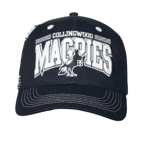 Collingwood Adults Vintage Cap