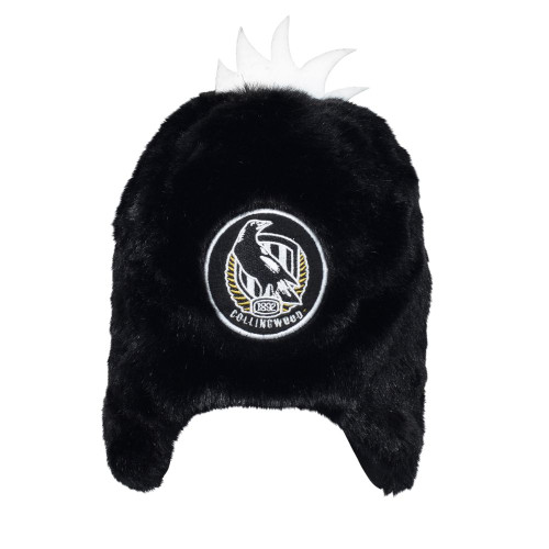 Collingwood Kids Character Beanie
