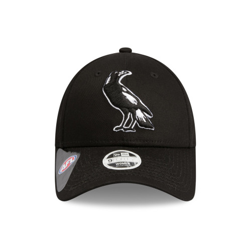 Collingwood New Era W940 Womens Team Logo Cap