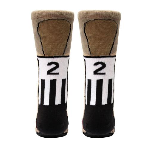 Collingwood De Goey Kids Nerd Socks
