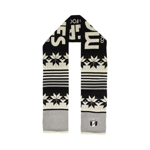 Collingwood Adults Winter Scarf