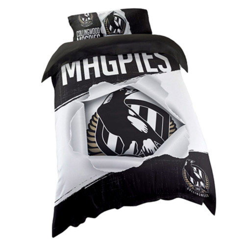 Collingwood Single Quilt Cover and Pillow Case Set