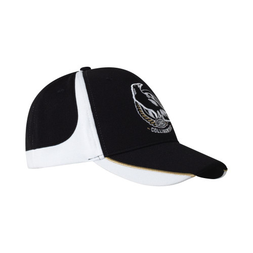 Collingwood Adults Essential Cap